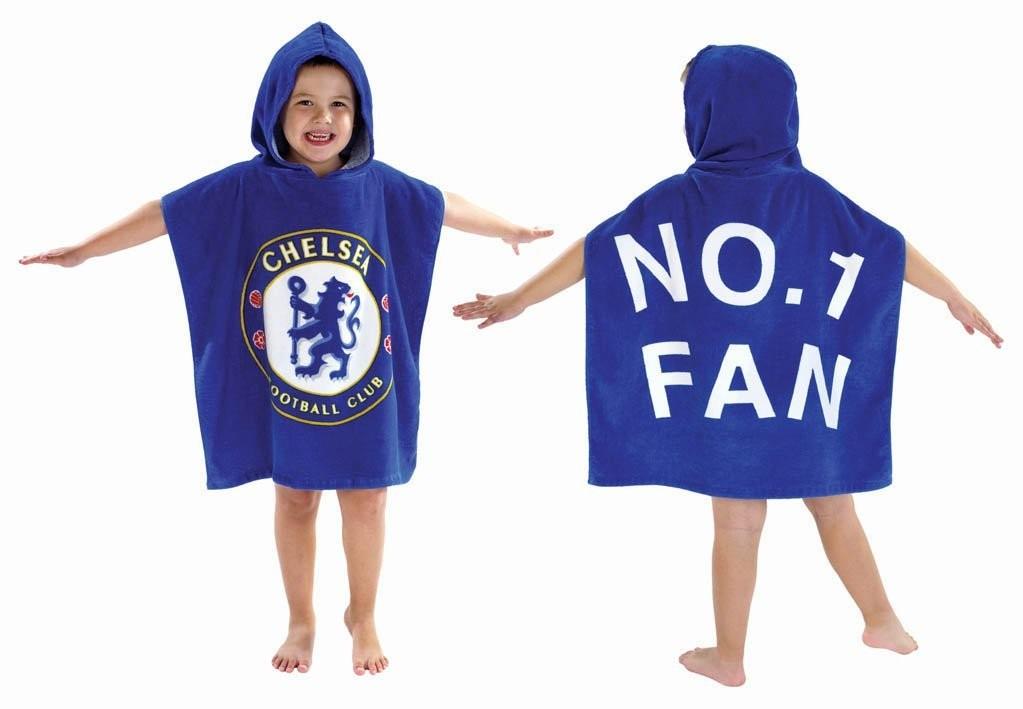 Chelsea Kids Poncho