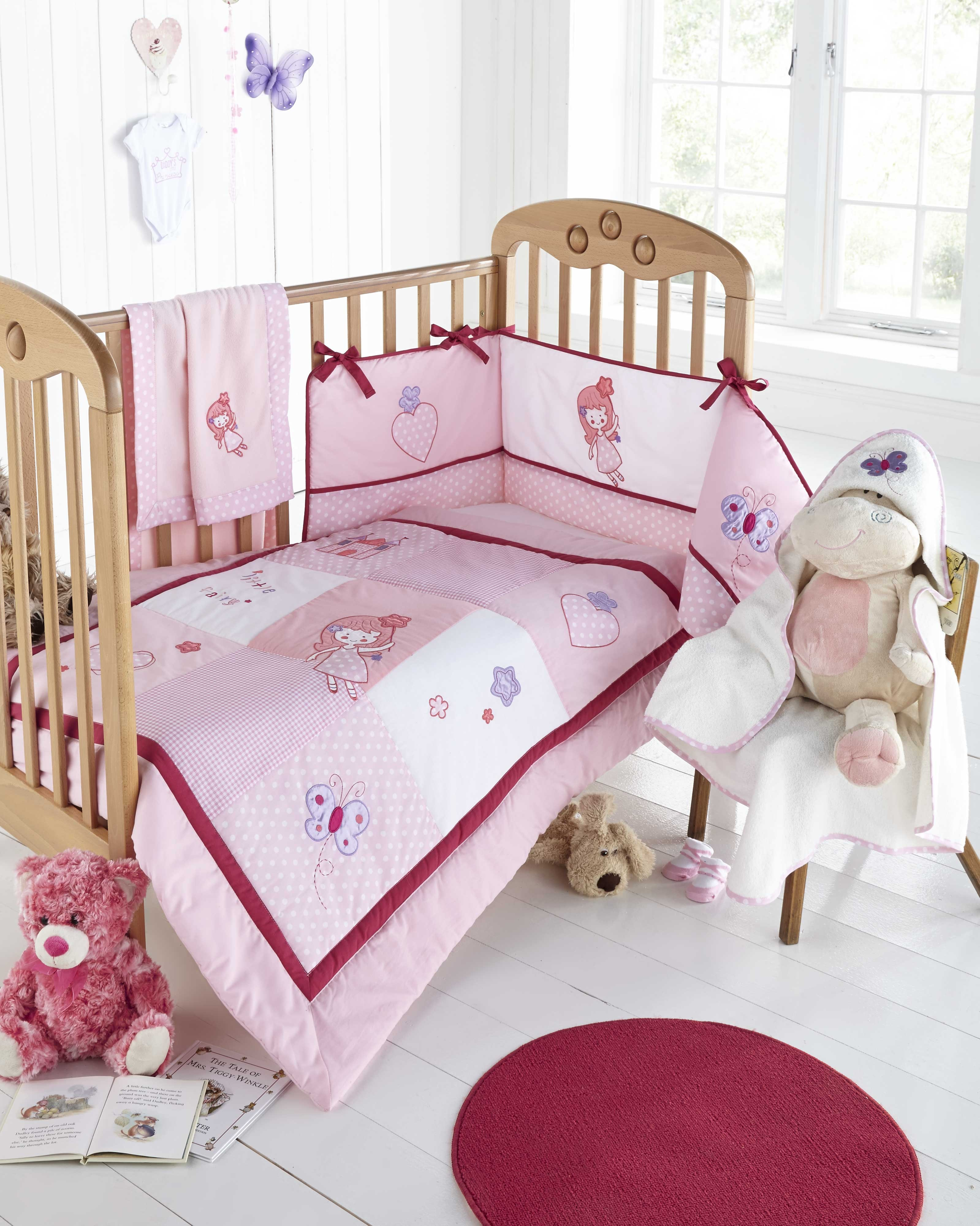 Enchanted Cot Quilt