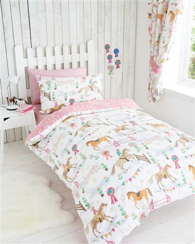 Horseshow Duvet Set
