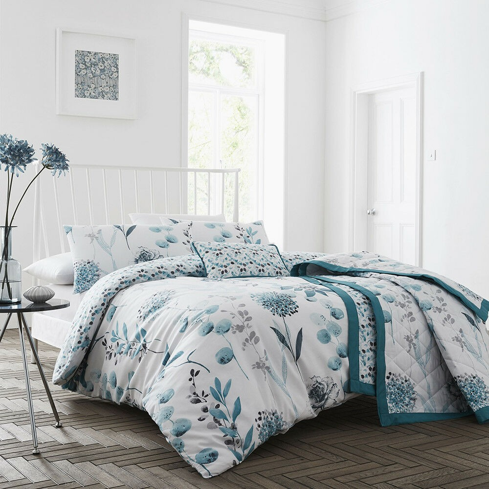 Inky Duvet Set (Available in 2 Colours)