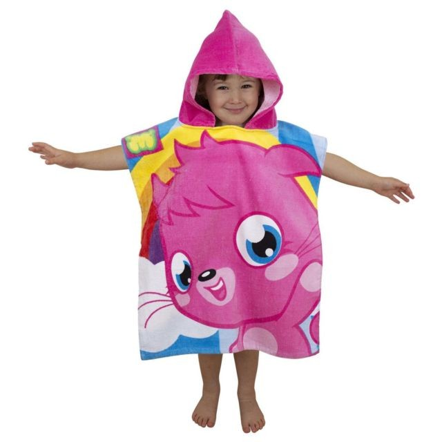 Moshi Monster Hooded Kids Poncho