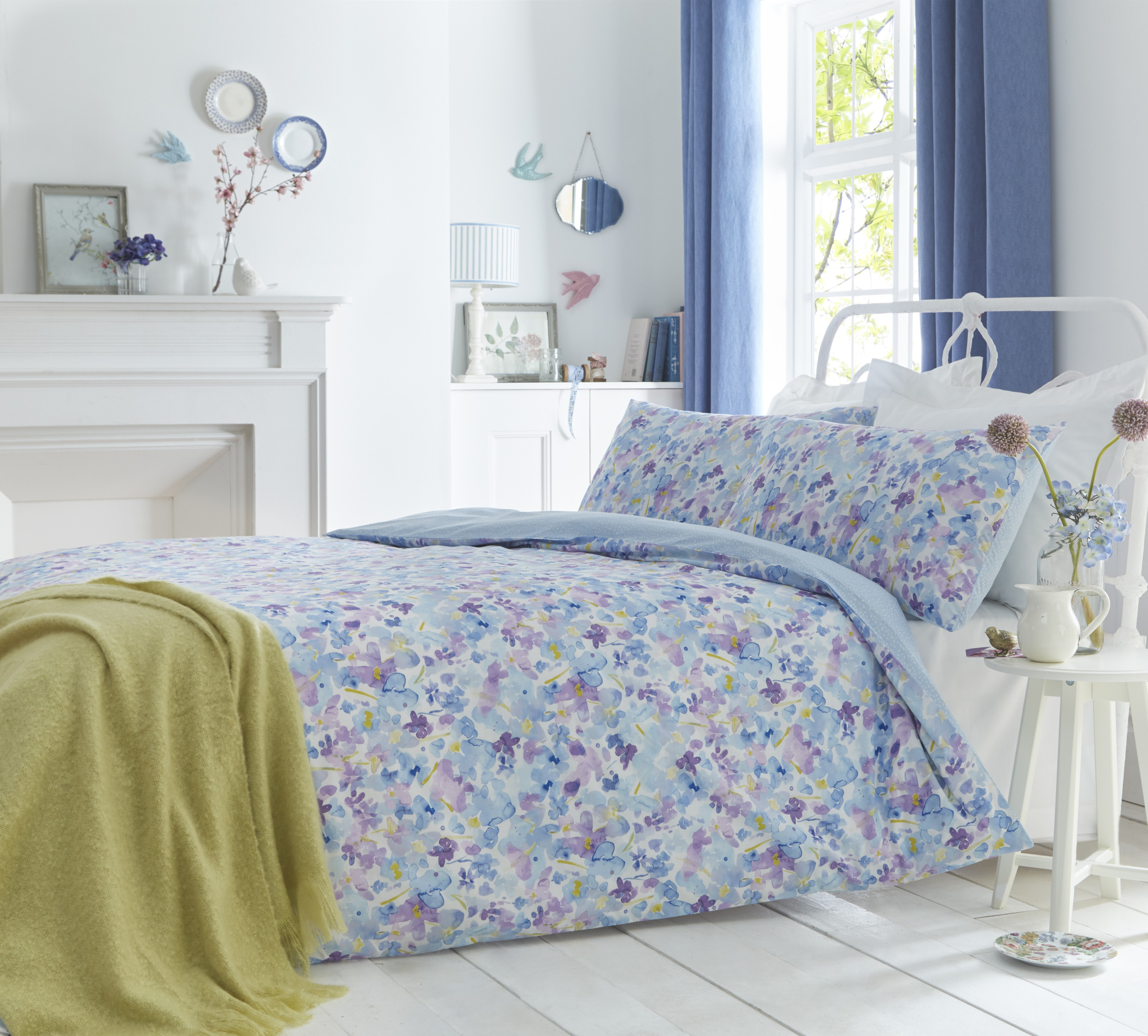 bed sandrine bath lane birch blue reviews pdp duvet set