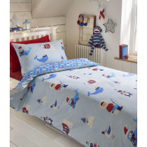 Arctic Fun Single Duvet Set
