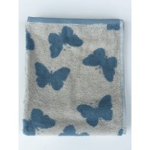 Butterfly Stock Turkish Hand Towel - 50 x 90cm