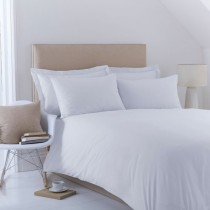 Percale Envelope End Duvet Cover (Available in 2 Colours)