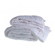 Polycotton Hollowfibre Combination Duvet (4.5 + 10.5 TOG = 15 TOG) - Available in 4 Sizes