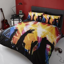 Concert King Duvet Set