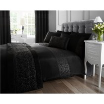 Glitz Duvet Set Black (Limited in Stock!)