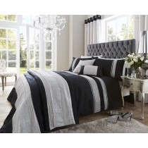Dallas Duvet Set (Availability in 3 Colours)
