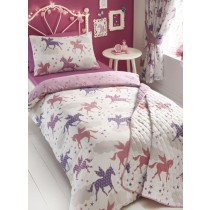 Divine Unicorn Single Duvet Set