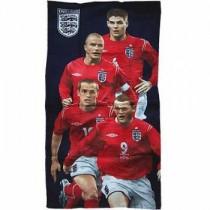 England Football Retro Towel