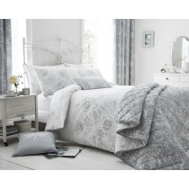 Floral Border Duvet Set (Available in 3 Colours)