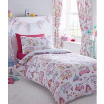 Glamping Single Duvet Set