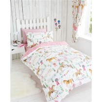 Horse Show Double Duvet Set