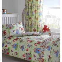 Knights and Dragons Duvet Set