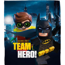 Lego Batman Fleece Throw
