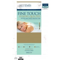 Artemis Mattress Protectors - 25cm Box (ONLY 2 SIZES LEFT)