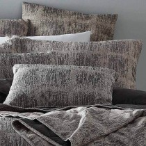 Mineral Textured Cotton Rich Filled Cushions (2 Sizes Available)