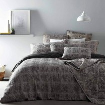 Mineral Textured Cotton Rich Duvet Set