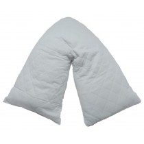 Bale of 10 Quilted V Shape Pillow