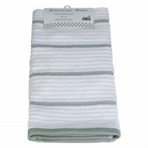 Pack of 6 Bellissimo Rio 100% Turkish Cotton 2 Pack Tea Towel (3 Colours Available)