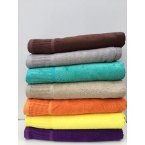 Luxury Bamboo Hand Towel (Available in 7 Colours)