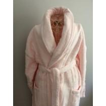 Microcotton Large Robe Pink