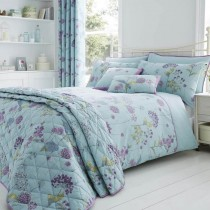 Shabby Botanical Duvet Set