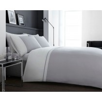 Sorrento Cotton Rich Duvet Set (Now Available in 4 Colours)