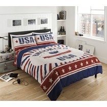 States Duvet Set King