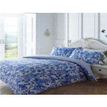 Toile Oriental Duvet Set (Available in 2 Different Colours)