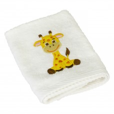 Pack of 12 Embroidered Kids Face Cloth (Available in 7 Designs) - 2 NEW DESIGNS!