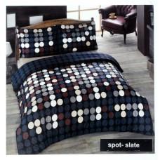 Spot 100% Cotton Duvet Set (Available in 2 Colours)